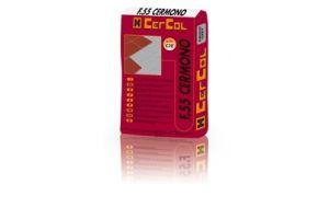 Cercol F55 Lijm 25 Kg grijs